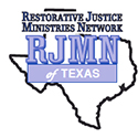 Restorative Justice Ministries Network of Texas Logo